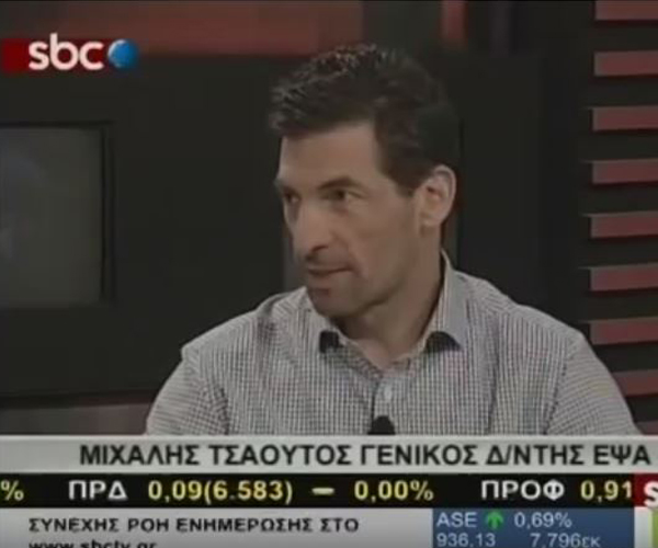 SBCTV - Michael Tsaoutos, 2013