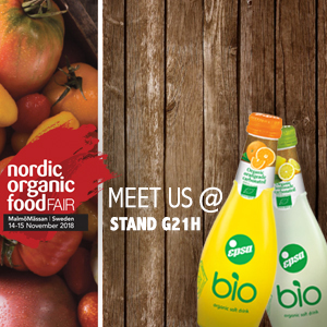 Nordic Oraganic Food Fair 2018