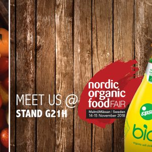 Nordic Organic Food Fair 2018